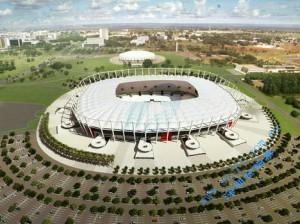 粤西奥林匹克体育中心